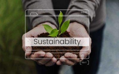 Du vet väl att vi har fokus på hållbarhet?