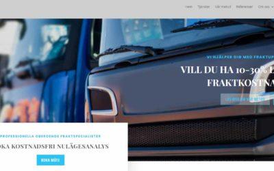 Ny hemsida till PLAR